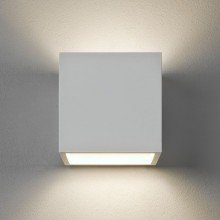 Astro Lighting - Pienza 140 1196001 (917) - Plaster Wall Light