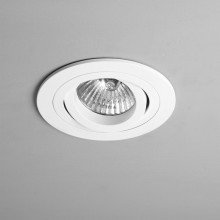 Astro Lighting - Taro Round Adjustable 1240015 (5641) - Matt White Downlight/Recessed Spot Light