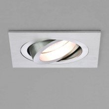Astro Lighting - Taro Square Adjustable 1240012 (5638) - Brushed Aluminium Downlight/Recessed Spot Light