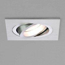 Astro Lighting - Taro Square Adjustable 1240012 (5638) - Brushed Aluminium Downlight/Recessed Spot Light