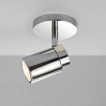 Astro Lighting - Como Single 1282001 - IP44 Polished Chrome Spotlight