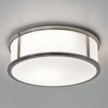 Astro Lighting - Mashiko Round 230 1121021 (7179) - IP44 Polished Chrome Ceiling Light