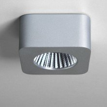 Astro Lighting - Samos Square LED 1255003 - Anodised Aluminium Downlight / Recessed Spotlight