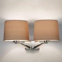 Astro Lighting - Montclair Twin 1364004 (7477) - Polished Chrome Wall Light