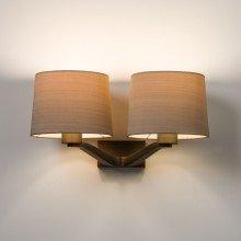 Astro Lighting - Montclair Twin 1364006 (7479) - Bronze Wall Light