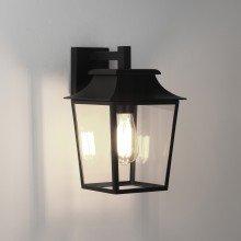 Astro Lighting - Richmond Wall Lantern 200 1340004 (7966) - Textured Black Wall Light