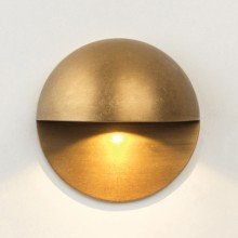 Astro Lighting - Tivola LED Coastal 1338004 (7971) - IP65 Coastal Brass Marker Light