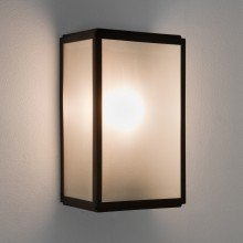 Astro Lighting - Homefield Sensor 1095011 (7266) - IP44 Matt Black Wall Light