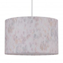 Floral Digital Print 40cm Easy Fit Light Shade