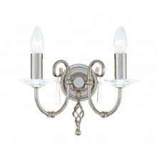 Elstead - Aegean AG2-POL-NICKEL Wall Light