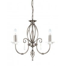 Elstead - Aegean AG3-POL-NICKEL Chandelier