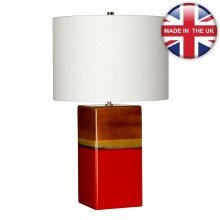 Elstead - Alba ALBA-TL-ROUGE Table Lamp