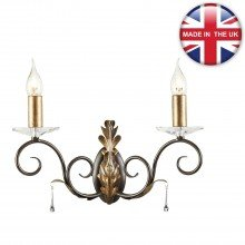Elstead - Amarilli AML2-BRONZE Wall Light