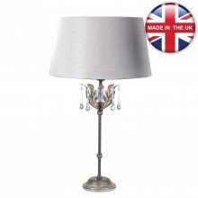 Elstead - Amarilli AML-TL-BLK-SIL Table Lamp