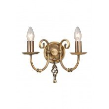 Elstead - Artisan ART2-AGD-BRASS Wall Light