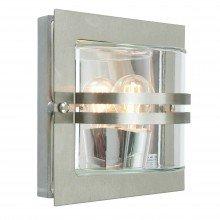 Elstead - Norlys - Bern BERN-E27-S-S-C Flush Light