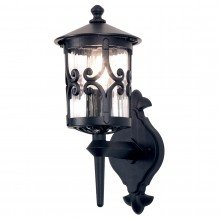 Elstead - Hereford BL10-BLACK Wall Light