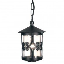 Elstead - Hereford BL13B-BLACK Chain Lantern