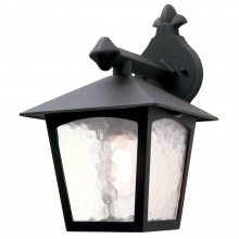 Elstead - York BL2-BLACK Wall Light