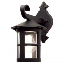 Elstead - Hereford BL21-BLACK-E27 Wall Light