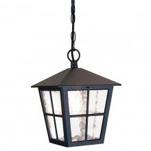 Elstead - Canterbury BL48M-BLACK Chain Lantern