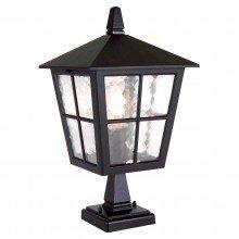 Elstead - Canterbury BL50M-BLACK Chain Lantern