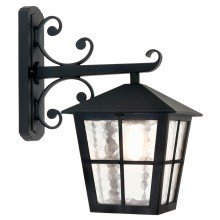 Elstead - Canterbury BL52M-BLACK Wall Light