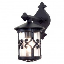 Elstead - Hereford BL8-BLACK Wall Light