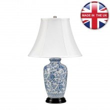 Elstead - Blue G Jar BLUE-G-JAR-TL Table Lamp