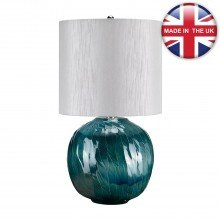 Elstead - Blue Globe BLUE-GLOBE-TL Table Lamp