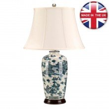 Elstead - Blue Trad Wp BLUE-TRAD-WP-TL Table Lamp