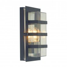 Elstead - Norlys - Boden BODEN-E27-BLK-C Wall Light
