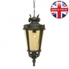 Elstead - Baltimore BT8-L Chain Lantern