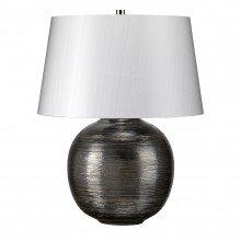 Elstead - Caesar CAESAR-TL-SIL Table Lamp