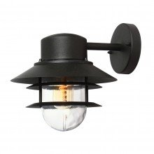 Elstead - Copenhagen COPENHAGEN-BK Wall Light