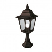 Elstead - Chapel CP4-BLACK Pedestal