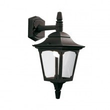 Elstead - Chapel CPM2-BLACK Wall Light