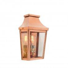 Elstead - Norlys - Chelsea CS7-2-COPPER Half Lantern