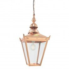 Elstead - Norlys - Chelsea CS8-COPPER Chain Lantern