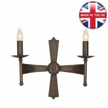 Elstead - Cromwell CW2-OLD-BRZ Wall Light