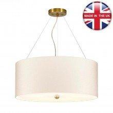 Elstead - Designer's Lightbox - Pearce DL-PEARCE22-5LT-IV-AB Pendant