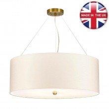Elstead - Designer's Lightbox - Pearce DL-PEARCE26-5LT-IV-AB Pendant