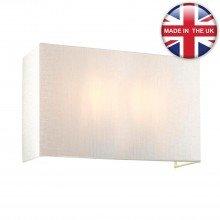 Elstead - Designer's Lightbox - Riley DL-RILEY-L-IV-PC Wall Light