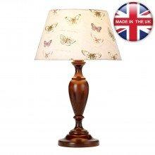Elstead - Designer's Lightbox - Woodstock DL-WS-TL-M-WL Table Lamp