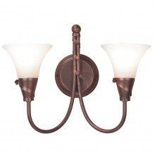 Elstead - Emily EM2-COPPER Wall Light