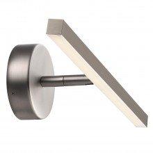 Nordlux - IP S13 40 Bath Brushed Steel - 83061032
