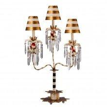 Elstead - Flambeau - Birdland FB-BIRDLAND-TL3 Table Lamp