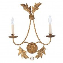 Elstead - Flambeau - Sweet Olive FB-SWEET-OLIVE2 Wall Light