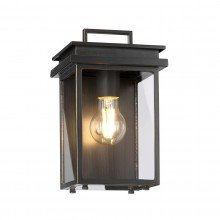 Elstead - Feiss - Glenview FE-GLENVIEW-S Wall Lantern