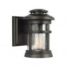 Elstead - Feiss - Newport FE-NEWPORT-S-ANBZ Wall Lantern